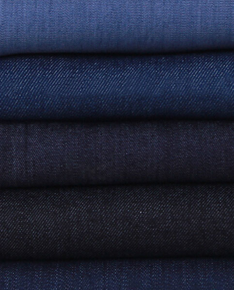Denim-fabric